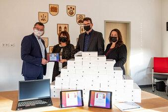 Wilsdruff stattet Schulen digital besser aus