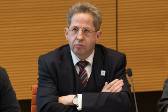 Maaßen will in den Bundestag