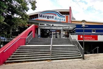 Dresdner Margon-Arena wird erweitert