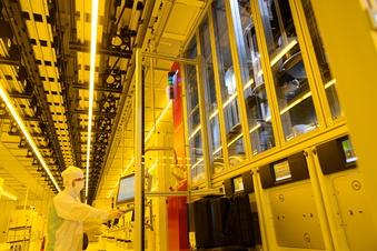 Bosch eröffnet Chipfabrik in Dresden sechs Monate früher