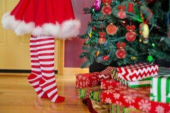 Familienzeit zu Weihnachten in Sachsen