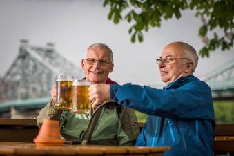 Offene Biergärten in Dresden: Lust oder Frust?