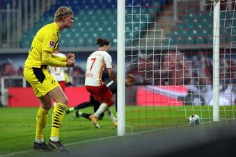 Leipzig chancenlos gegen Dortmund