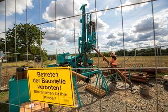 Bahn untersucht Tunnel-Baugrund