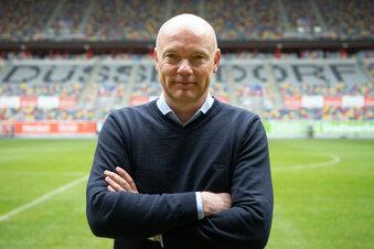 Düsseldorf holt Ex-Dynamo als Trainer