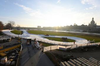 Ski-Weltcup in Dresden vor dem Aus