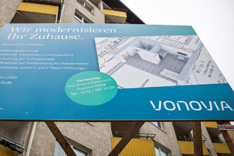 Vonovia will Dresden weiter bebauen