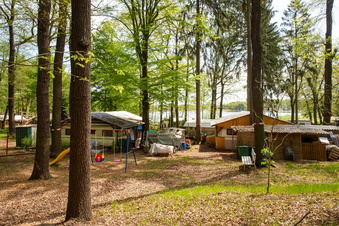 Camper hoffen auf Erhalt des Platzes