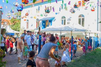 Die Hafenstraße feiert 30. Geburtstag