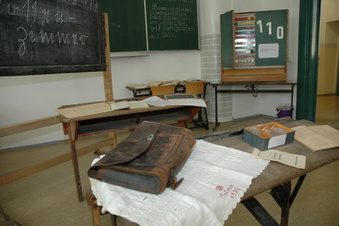 Das Ende der Kreidetafeln in Schönfeld
