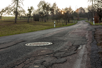 Nächste Straßensperrung in Bannewitz