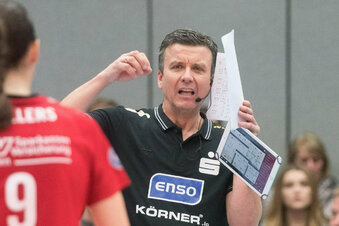 Dresdner Volleyball-Frauen müssen in Quarantäne