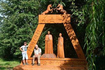 Ritterspiele-Monument wird zum Problem