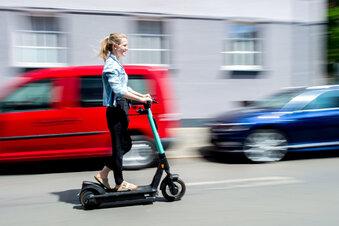 E-Scooter-Unfälle: ein Toter seit Jahresstart