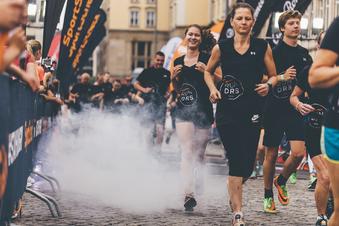 Ein Läufer stirbt in Dresden - die gesicherten Fakten