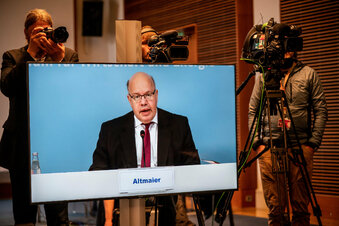 120 Arbeitsplätze: Altmaier eröffnet neue Behörde