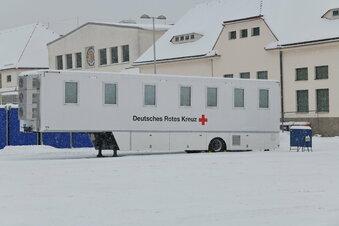Sachsen testet rollende Impfzentren
