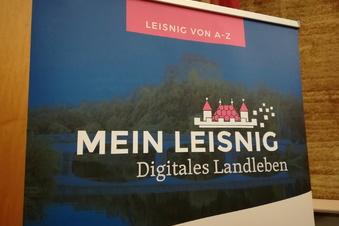 """Internet-Plattform """"Mein Leisnig"""" fast fertig"""