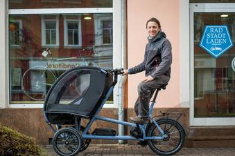 Trotz Corona: Neustart mit Radladen in Dresden