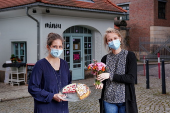 Abschied und Neuanfang in Dresdens kleinstem Café