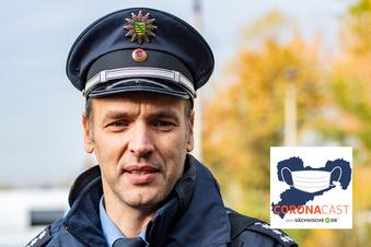 """Podcast: Polizei über """"Querdenken""""-Demo"""