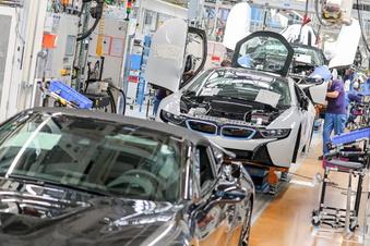 BWM stoppt Produktion in Leipzig
