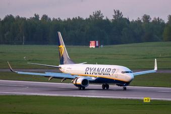 Airlines meiden Luftraum über Belarus