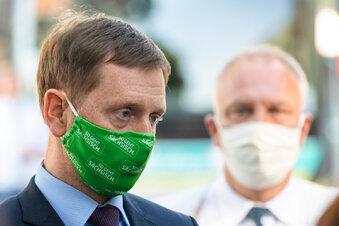 Kretschmer für Klinik-Reform und Masken-Lockerung