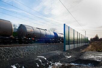 Lärmschutz an der Bahnstrecke kommt