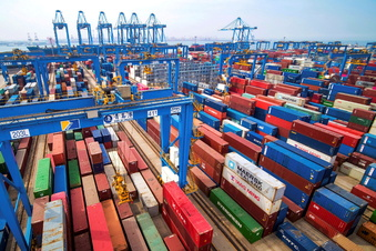 Chinas Wirtschaft wächst um 18,3 Prozent