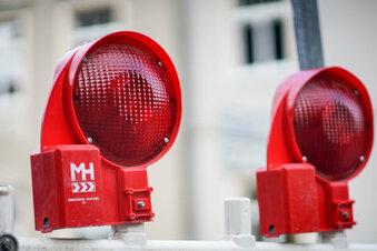 Bischofswerda: Kamenzer Straße gesperrt