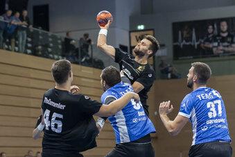 Dresdner Handballer bestätigen Frühform