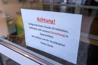 Corona: Mehr als 1.600 neue Fälle in Sachsen