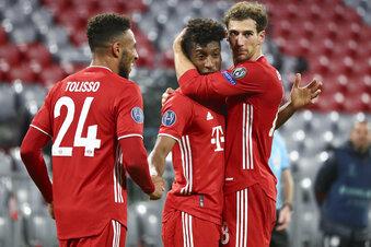 Finalheld Coman lässt Bayern erneut jubeln