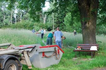 Pflanzen-Pflege-Tag in Bannewitz