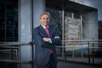 TU Dresden: Wer wird Rektor Steinhagens Nachfolger?