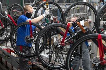 Der Fahrradboom ist ungebrochen
