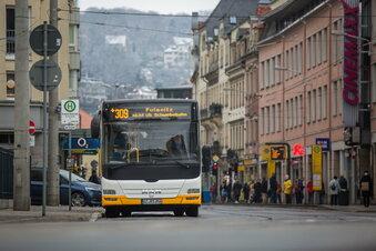 Busfahrer in Dresden ohne Coronaschutz?