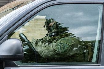 KSK-Soldat nach Waffenfund in U-Haft
