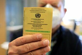 EU-Länder einigen sich auf Impf-Zertifikat