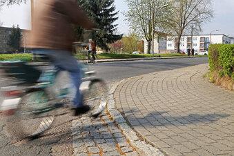 Mehr Radler in Riesa unterwegs