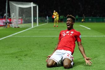 Bayern krönen Saison mit Double