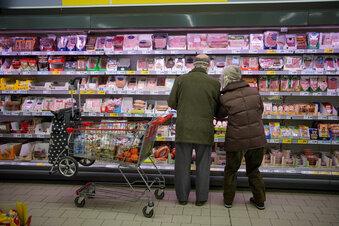 Inflation in Sachsen fällt auf null