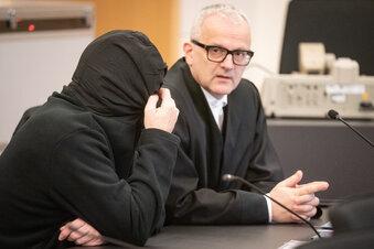 Dresdner Kindermord-Prozess: Geduldsprobe für Schwurgericht