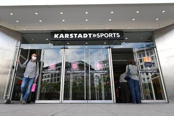 Karstadt Sports schließt 20 von 30 Filialen