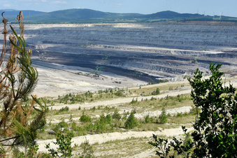 Legt der Tagebau Turow Zittau tiefer?