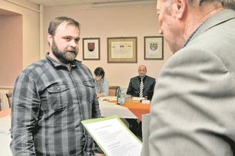 Neuer Krauschwitzer Bürgermeister ist vereidigt