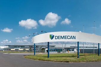 Demecan bekam hohen Besuch und baut