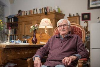 Der Lehrer von Friedrich Merz lebt jetzt in Görlitz