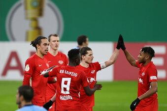 Leipzig siegt souverän gegen Bochum